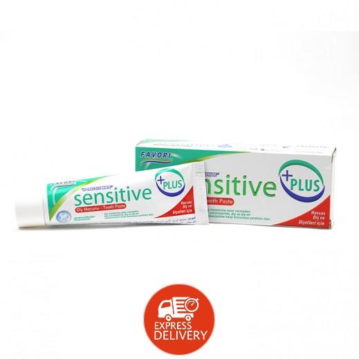 فافوري – معجون أسنان لتبيض الأسنان الحساسة 90 جرام