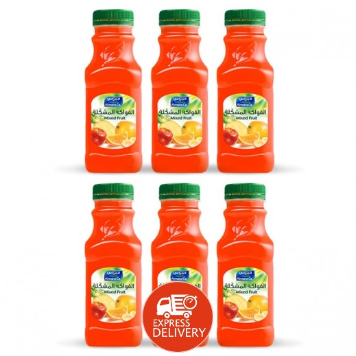 المراعي - عصير الفواكة المشكلة 6 حبة × 300 مل - أسعار الجملة