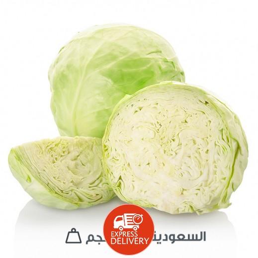 ملفوف أبيض طازج (السعودية) 3 كجم