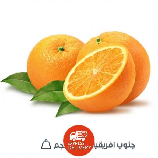 برتقال أكل افريقي  1 كجم تقريبا