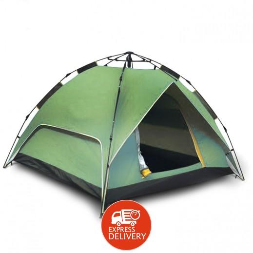 بولار بير - خيمة للبر أخضر زيتوني 200 × 200 × 130 سم
