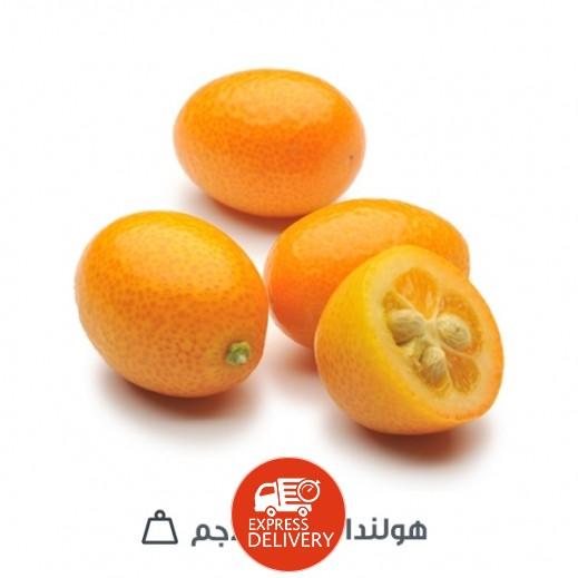 كومقات (برتقال ذهبي)250 جم