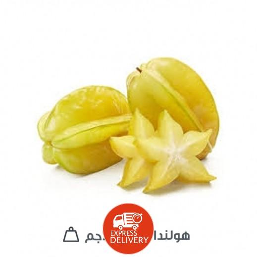 فاكهة النجوم طازجة (هولندا) 250 جم