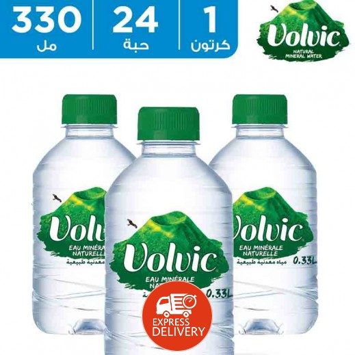 فولفيك - مياه معدنية 24 × 330 مل