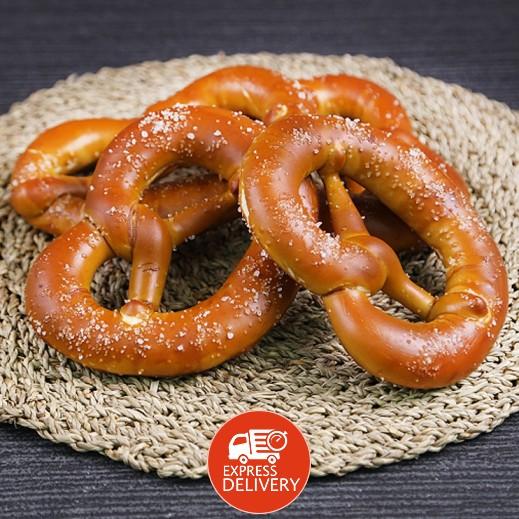بريدز - الكعك المملح الألماني 110 جم (4 حبة)