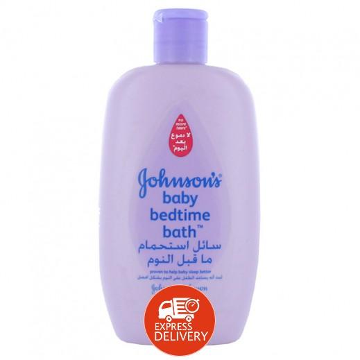 جونسون – سائل إستحمام ما قبل النوم للأطفال 300 مل