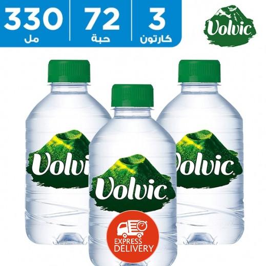 فولفيك – مياه معدنية 330 مل (3 × 24) - أسعار الجملة