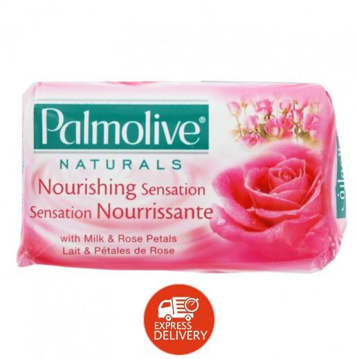 بالموليڤ – صابون بخلاصة زيت الورد 125 جم