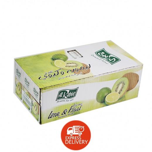 الربيع - عصير الكيوي بالليمون 200 مل (18 حبة)