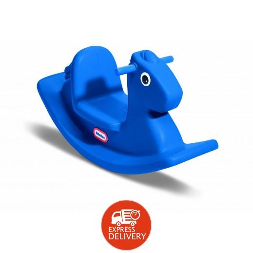 ليتل تايكس – لعبة الحصان الهزاز – أزرق