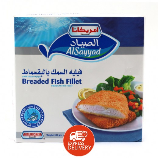 United Fisheries of Kuwait Breaded Fish Fillet 350 g