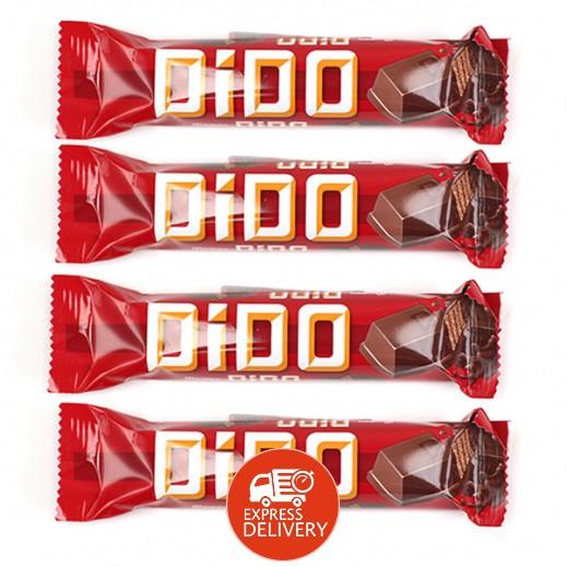 أولكر - قالب شوكولاته ديدو تشانكي 38 جرام (4 حبة)