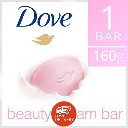 دوف – صابون الجمال وردي 160 جم