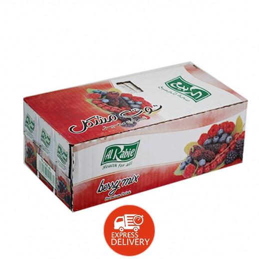 الربيع - عصير التوت 200 مل (18 حبة)