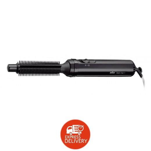 براون – مموج ومصفف الشعر AS110 بخاصية السحب للخارج بقوة 200 واط