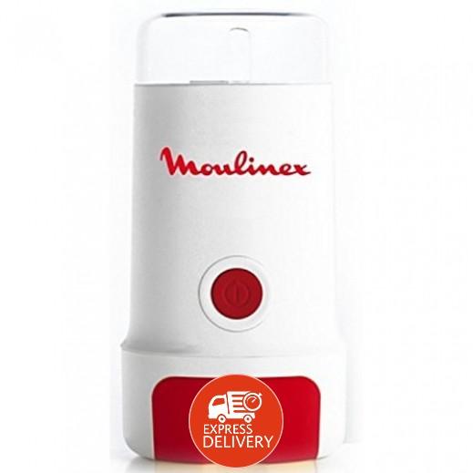 مولينكس – مطحنة القهوة 180 واط – أحمر