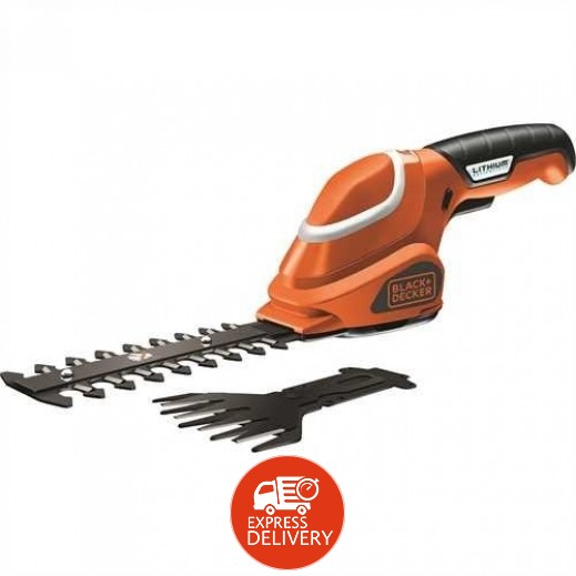 Black & Decker 7V Shear Shrubber Combo Kit