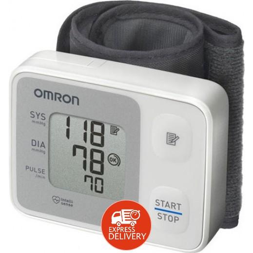 أومرون - جهاز قياس ضغط الدم RS2 موديل HEM-6161-E
