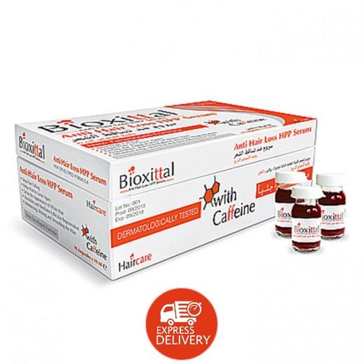 بيوكسيتال – سيروم HPP ضد تساقط الشعر للجنسين 10 × 10 مل (أمبول)