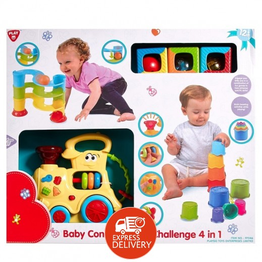 Play Go Baby Concentration Challenge
