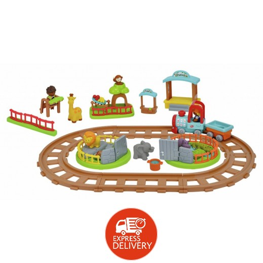 Play Go Safari Train Tour