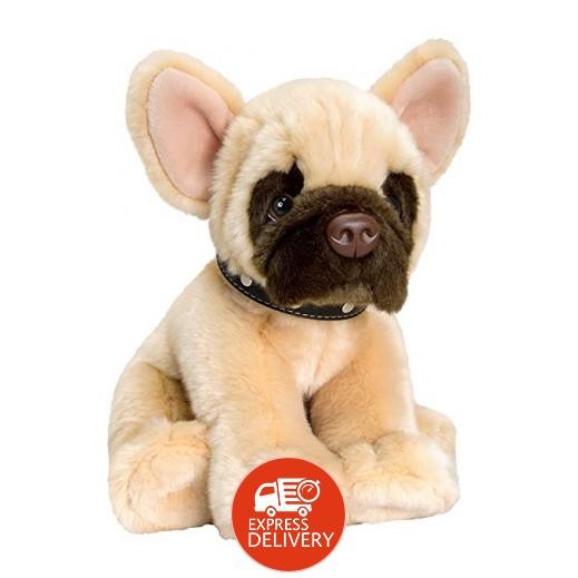 كيل – دمية كلب البولدوج الفرنسي 35 سم