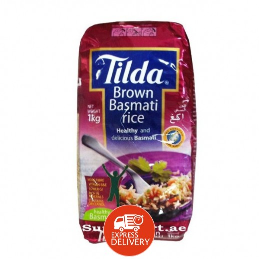 تيلدا - أرز بسمتي بني 1 كجم