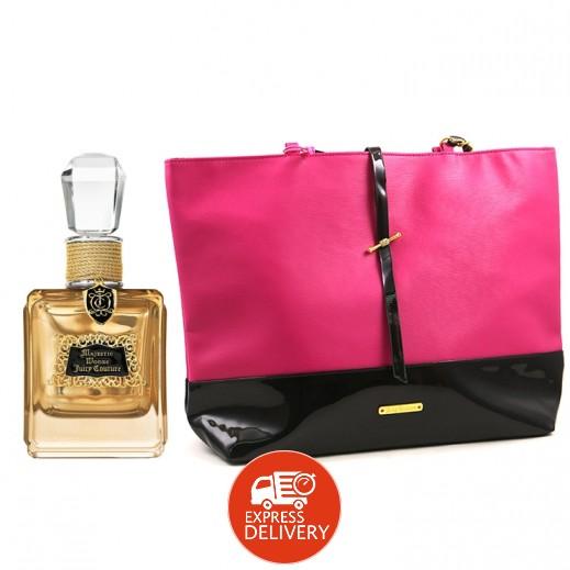 جوسي كوتور – عطر ماجستيك وودز EDP للسيدات 100 مل + حقيبة هدية