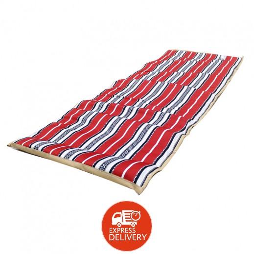 سدو – حصيرة نوم قابلة للطي  75 × 200 سم (ألوان متعددة)