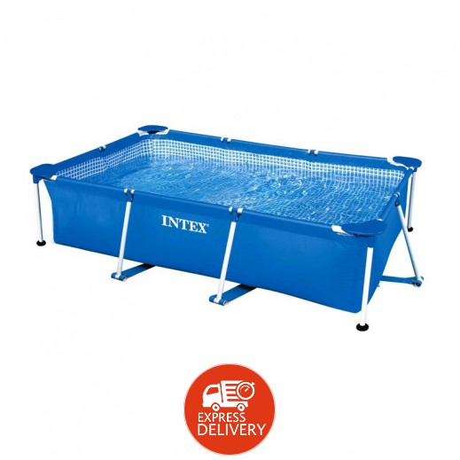 إنتكس – حمام سباحة مستطيل 220 × 150 × 60 سم