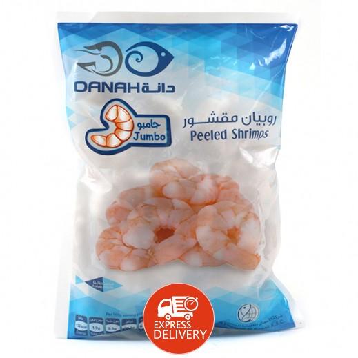 United Fisheries Of Kuwait Peeled Shrimp (Jumbo) 500 g