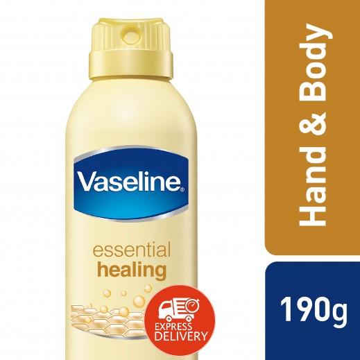 ڤازلين - بخاخ الجسم العناية الأساسية، 190 جم