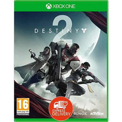 لعبة Destiny 2 لجهاز اكس بوكس ون –  نظام PAL