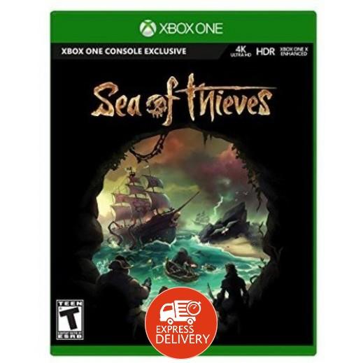 لعبة Sea of Thieves لجهاز اكس بوكس وان – نظام PAL