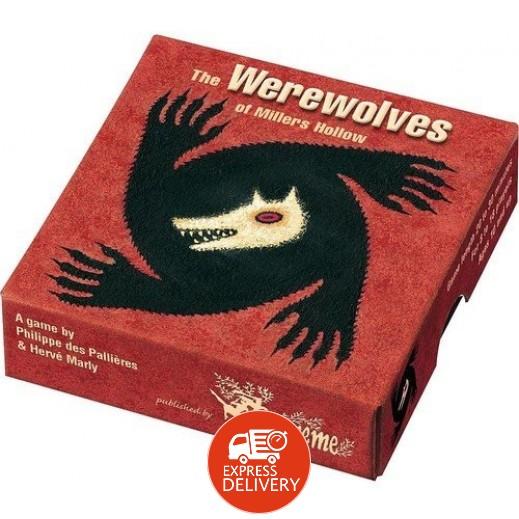 لعبة Werewolves of Millers Hollow