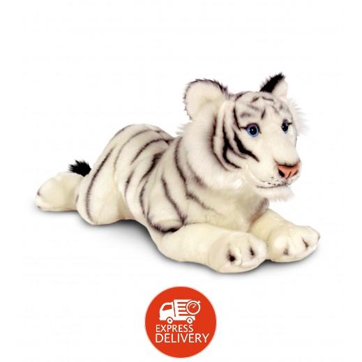 كيل – دمية النمر الأبيض 46 سم