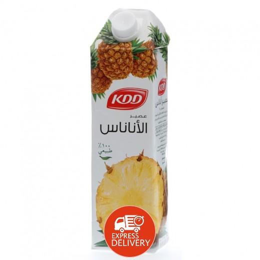 كي دي دي - عصير الأناناس 1 لتر