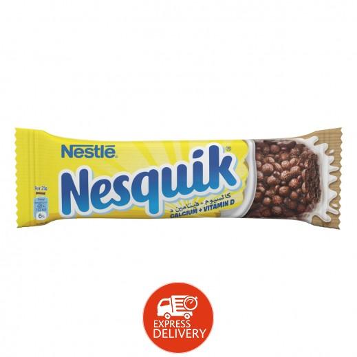 نستلة – ألواح حبوب الإفطار بالشوكولاتة 25  جم