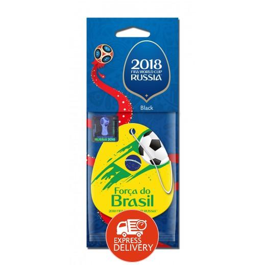 معطر سيارة كأس العالم 2018 – البرازيل