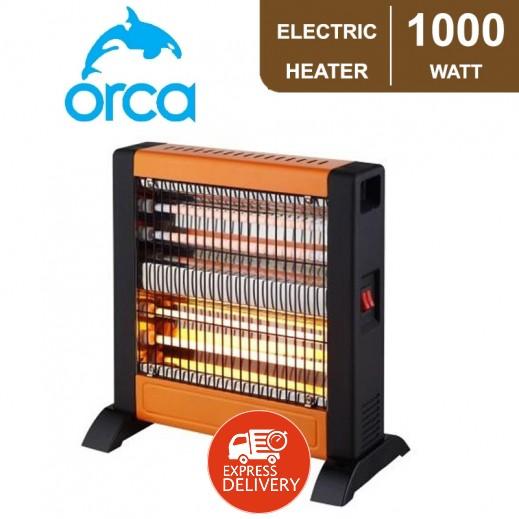 أوركا – دفاية كوارتز 1,000 واط - برتقالي