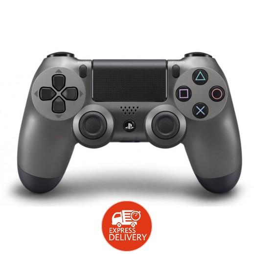 يد التحكم اللاسلكية Dualshock 4 - أسود