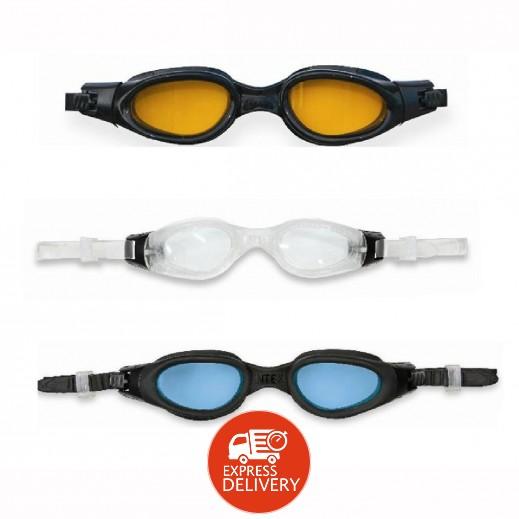 إنتكس – نظارات السباحة الماستر ( 14 عام فأكثر) - أسود