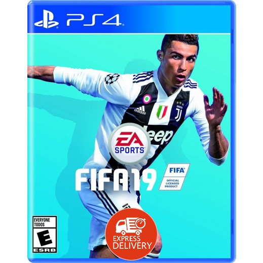 لعبة FIFA 19  لبلاي ستيشن 4 – نظام NTSC