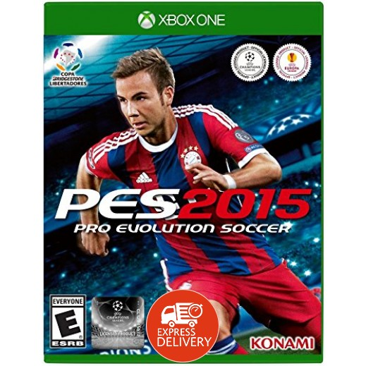 لعبة   Pro Evolution Soccer 2015لل إكس بوكس ون - NTSC