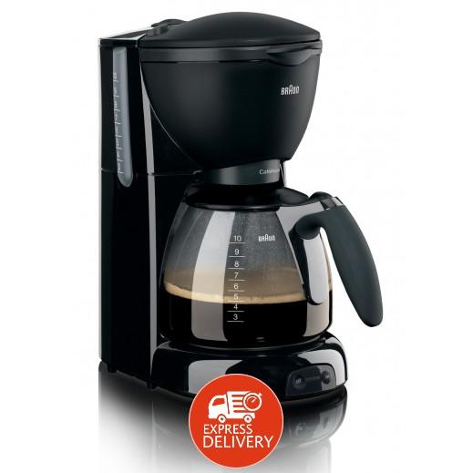 براون  – ماكينة اعداد القهوة بمذاق نقي وفاخر