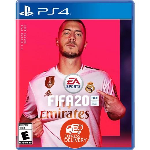 لعبة FIFA 20 Standard Edition لجهاز بلاي ستيشن 4 – نظام NTSC