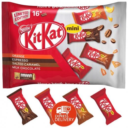 كيت كات - أكياس شوكولاته مينى 227.2 جم