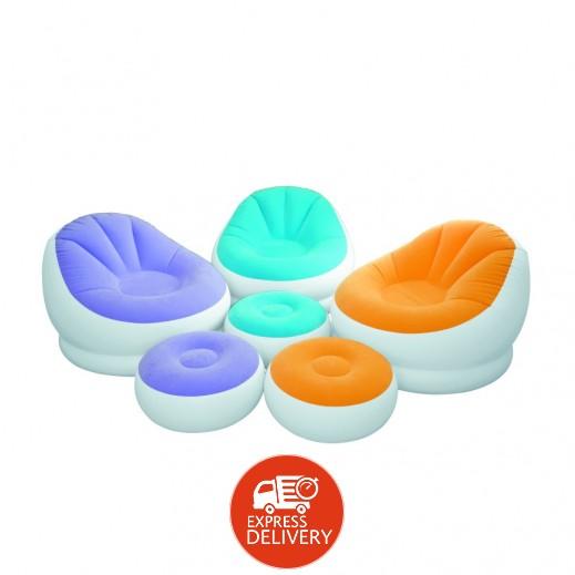 إنتكس –  كرسي هوائي 104 × 109 ×71 سم