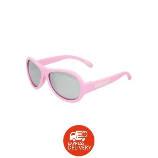 بيبيتورز – نظارات شمسية مستقطبة للأطفال - وردي (3 - 7) سنوات
