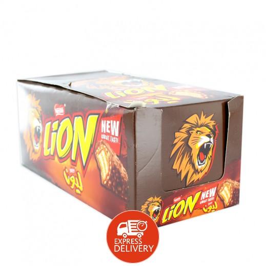 ليون - شوكولاتة ليون 24×30 جم